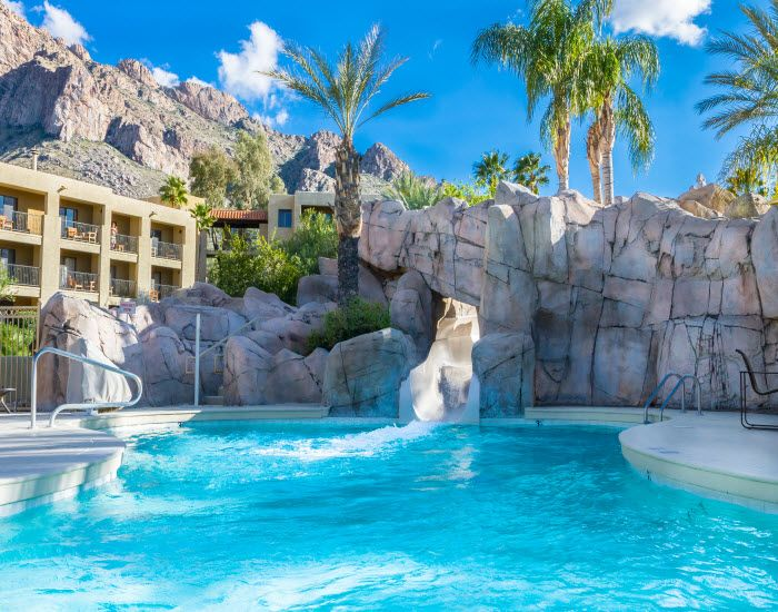 Hilton Tucson El Conquistador Golf Tennis Resort Arizona Click On The