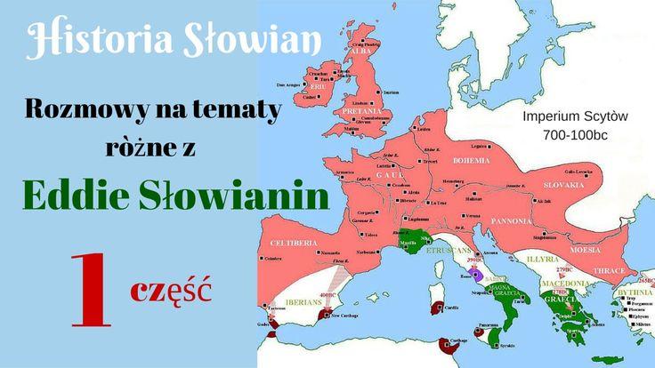 Ariowie - Historia Słowian – Eddie Słowianin - część 1