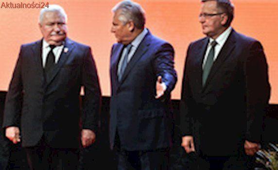 Trzej byli prezydenci: Uczcijmy wybory 4 czerwca 1989 r.