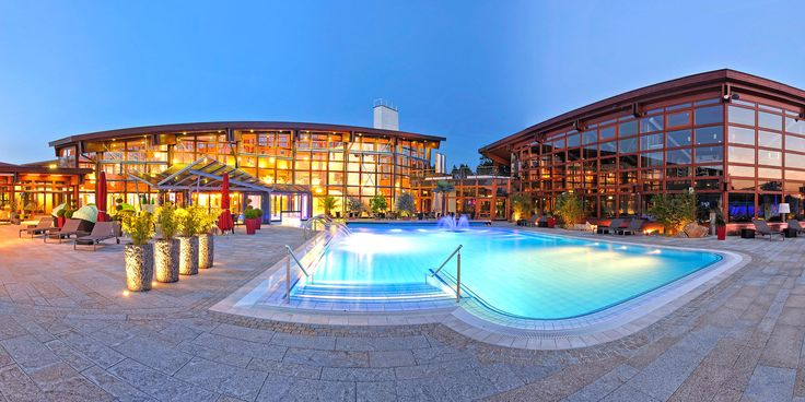 Caracalla Therme, Baden-Baden Wellness \ Thermen - Spa - ehemaligen thermalbadern modernen jacuzzi