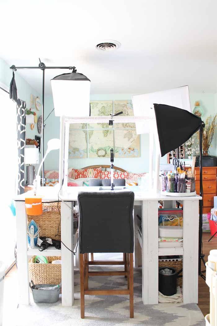 Craft Room Organization Ideas From A Craft Blogger Blog Education