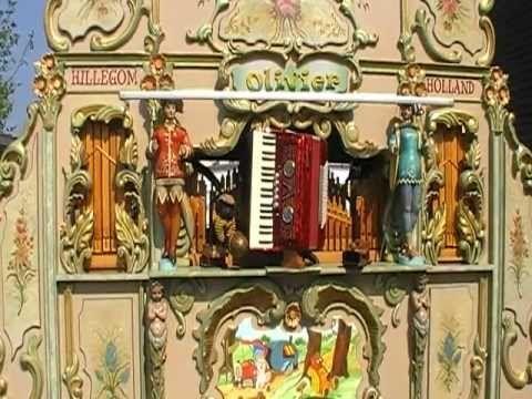 WTF! - Da Bop - Draaiorgel / Dutch Street organ