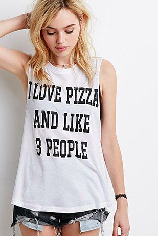 An Honest Discussion About Forever 21's Graphic T-Shirts