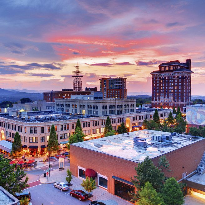 Asheville, North Carolina | 27 Underrated U.S. Vacation Spots You Should Visit Before You Die