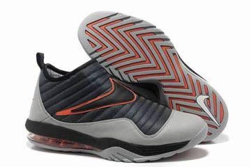 Nike Air Max Shake Evolve Dennis Rodman Mens Sneaker - BlackDark GreyVarsity Red Glove