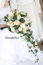 """Résultat de recherche d'images pour """"bouquet de mariée fleurs  lierre"""""""
