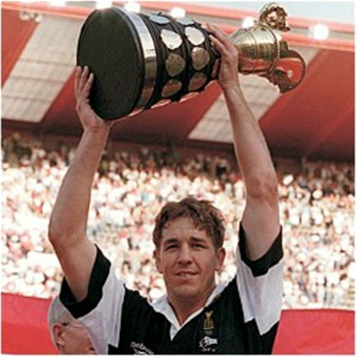 Currie Cup Champions 1996