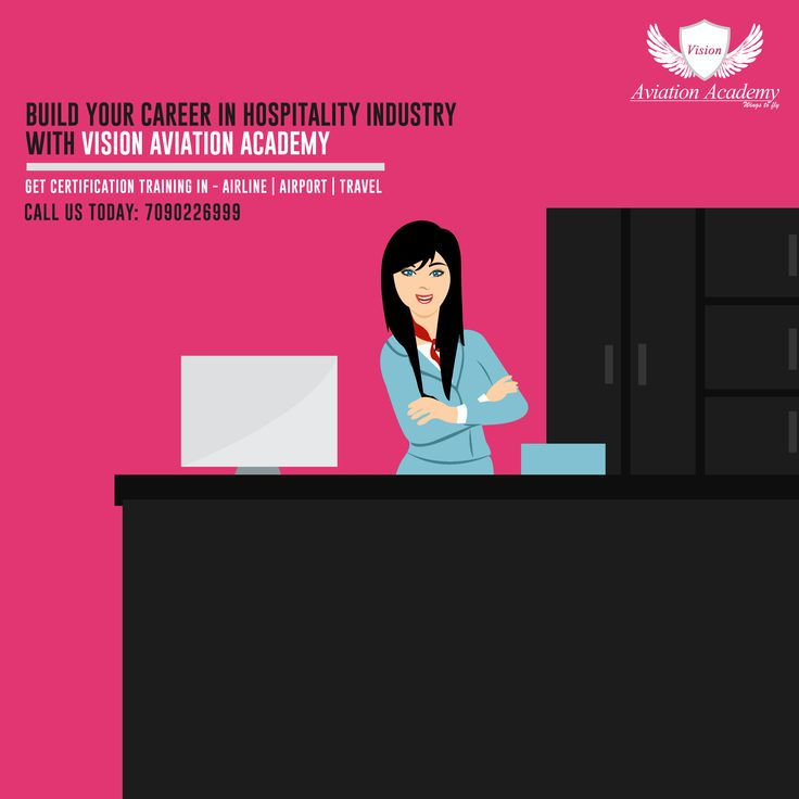 Build Your Career In Hospitality Industry With Vision Aviation Academy.  Get Certification Training In - Airline | Airport | Hotel | Travel | Tourism 100% Placement Assistance. | Call: 7090226999  #Tourism #Hospitality #Aviation #Airline #Hotel #Travel #Airport #cabincrew #flightattendant #airhostess #cabincrewtraining #FlightattendantTraining