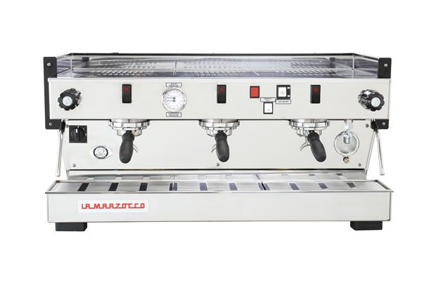 La marzocco coffee machine...