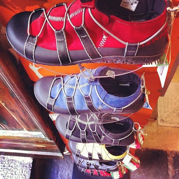 """""""Kross"""" Lizard minimalist shoes"""