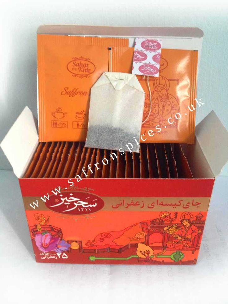 Saffron Tea - Saffron Spices: Buy Iranian Saffron