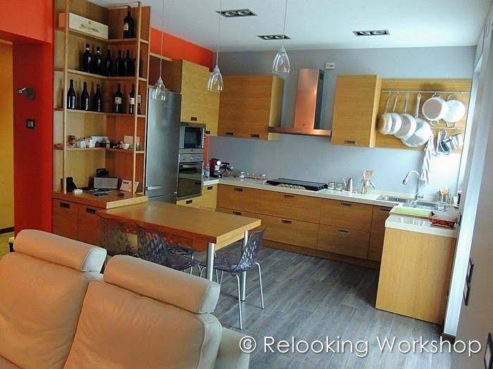 relookingworkshop: Un piccolo appartamento del dopoguerra a Cassino c...