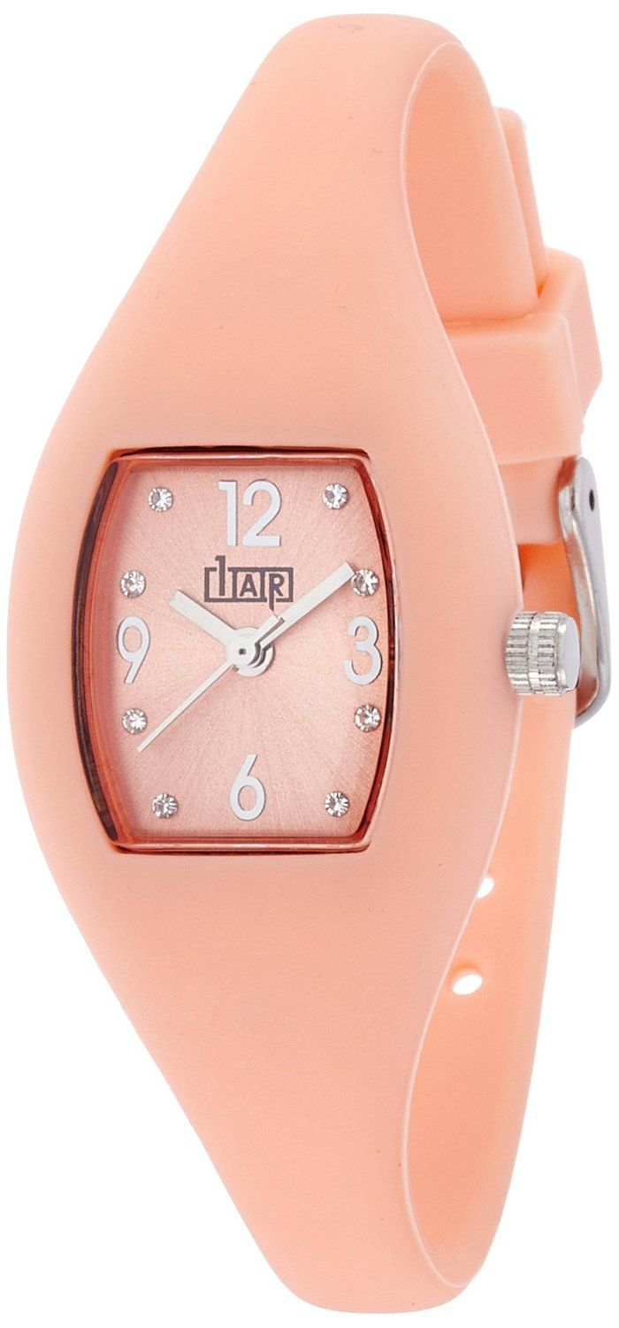 Easy Watch NEW COLOURS! SALMON PINK
