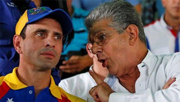 """HRA: """"la MUD le va a devolver el futuro a los venezolanos"""""""