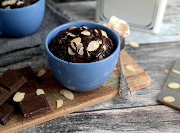 Elolvad a szádban ez a diétás finomság: Csupa-csoki bögresüti - Ripost
