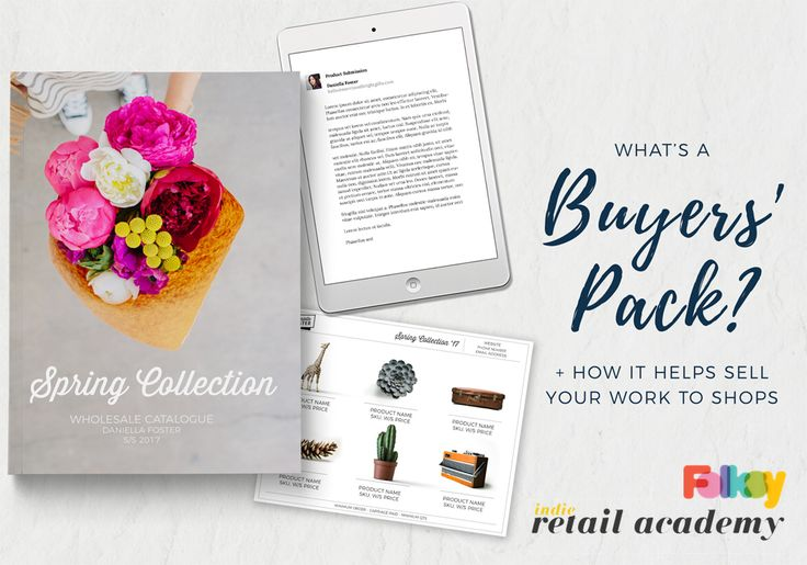 As part of our Selling to Shops series, Clare Yuille looks at Buyers Packs. What is a buyers pack, why do you need one and what should go into it?
