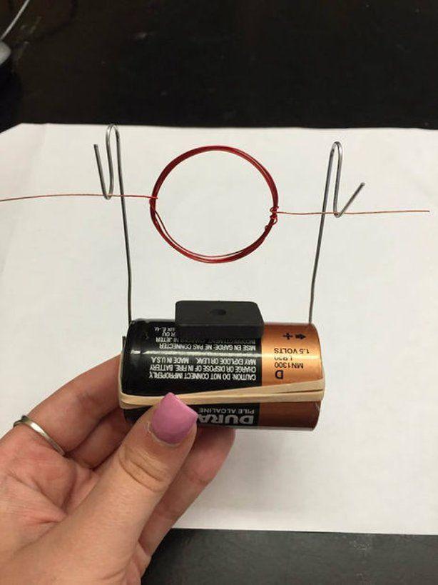 Miniature Battery Motor G15