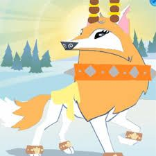 Hey guys its Supuppey from animal jam but I am a fan of this wolf her user is: Bepper                          I made her on pinterest cause there are no pictures of her on this website so that means I am SMART!!!!    :D