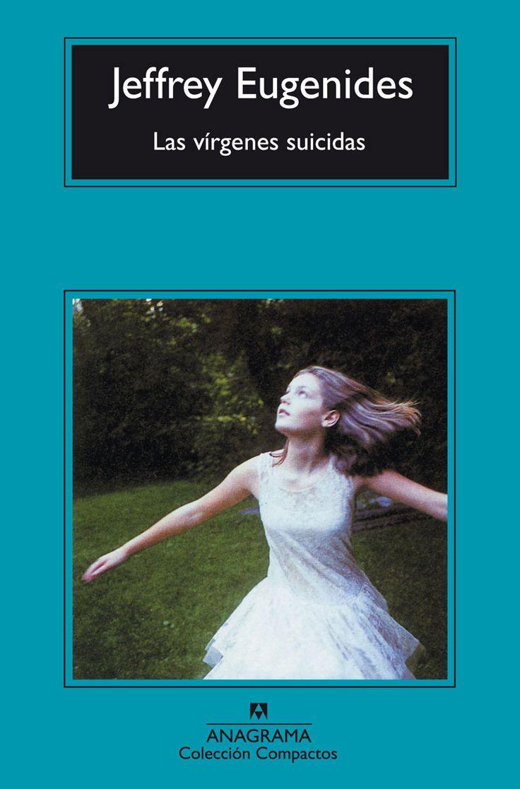 Las vírgenes suicidas – Jeffrey Eugenides