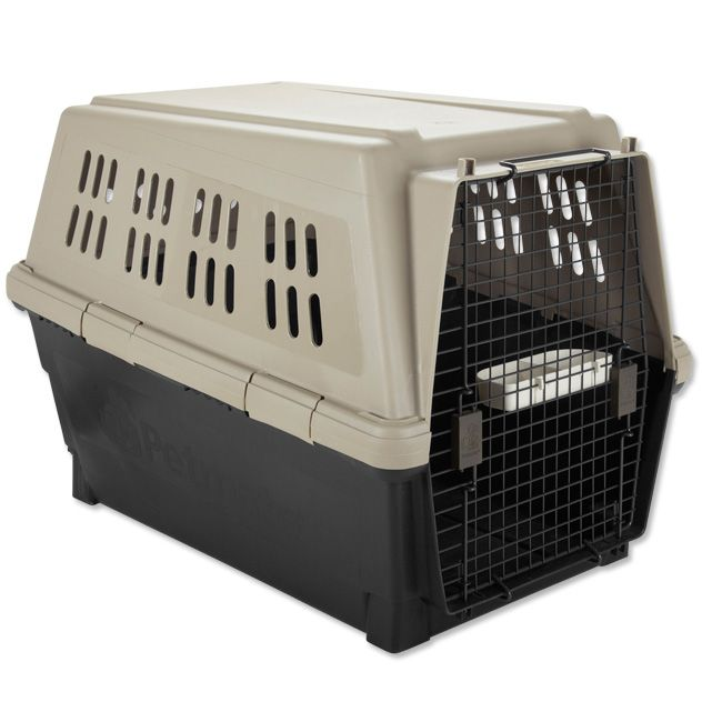 Just found this Portable Dog Crate - Travel Pet Crate -- Orvis on Orvis.com!