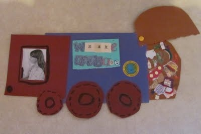 Everything Trash & Recycling: Rainy Day Garbage Truck Craft Project