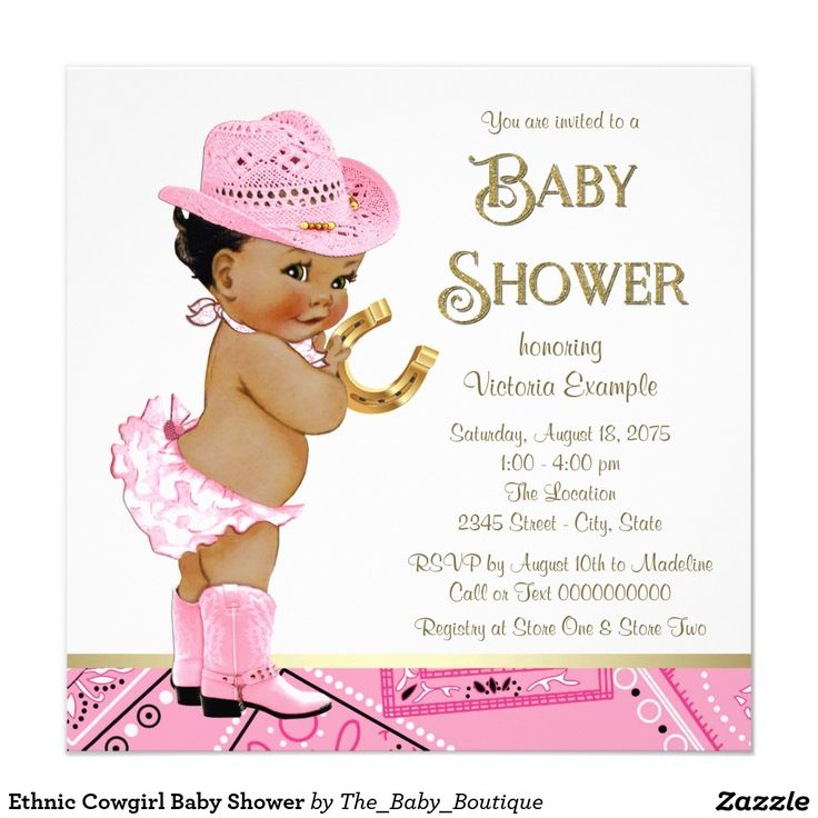 114 best ethnic baby images on Pinterest   Baby shower invitations ...