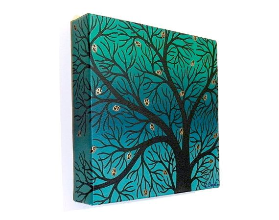 Hey, I found this really awesome Etsy listing at https://www.etsy.com/listing/45786355/silhouetted-green-spring-tree-branches