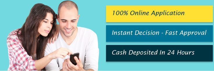 The amount you expect to derive from instant payday loans may vary from $100 to