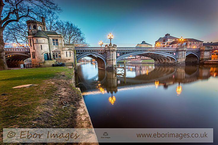 Skeldergate Bridge - York  www.eborimages.co.uk