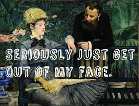 Artful Artsy Amy: Art History Memes: A Project about Context