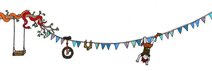 De Sierk in De Haan, binnen en buitenspelen in thema circus, 3 tot 10 jaar