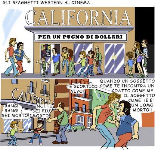 #ilmioesordio a fumetti: una mini graphic novel in cui l'artista Marcello Busetta narra la sua evoluzione personale attraverso i personaggi dei fumetti