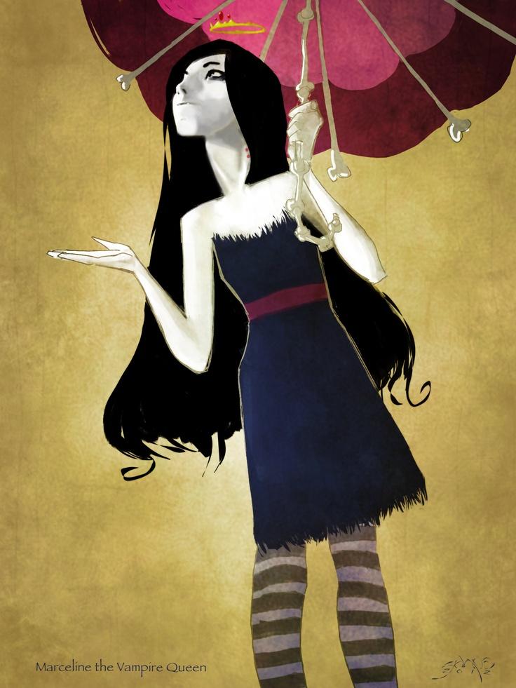 marceline the vampire queen varmints - 736×981