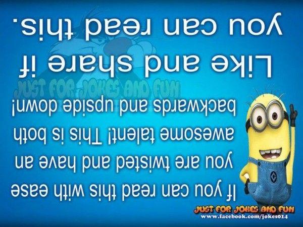 Lol Funny Minion pics (11:46:53 AM, Monday 22, June 2015 PDT) – 14 pics