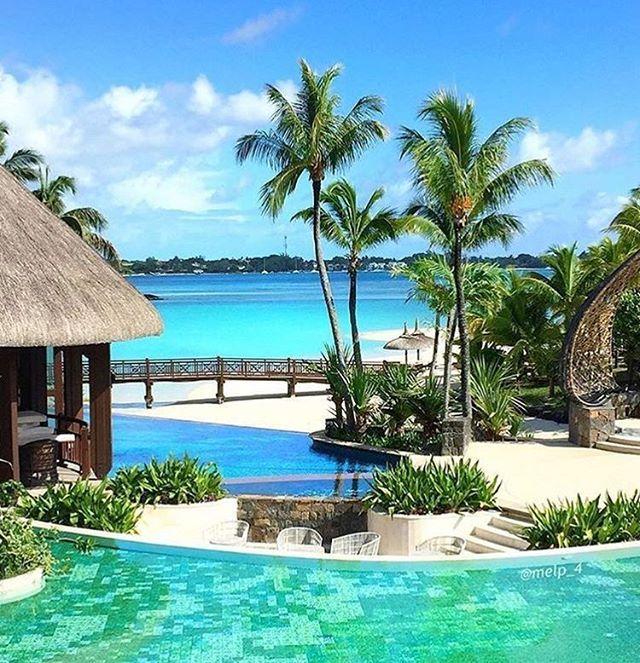Shangri-La's Le Touessrok Resort & Spa - Mauritius ⠀ Photography by @melp_4