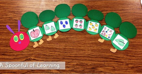 Insects! Literacy and Math Activities! The Very Hungry Caterpillar | projects I would like to do preschol | Pinterest | Insects, Caterpillar and Literacy