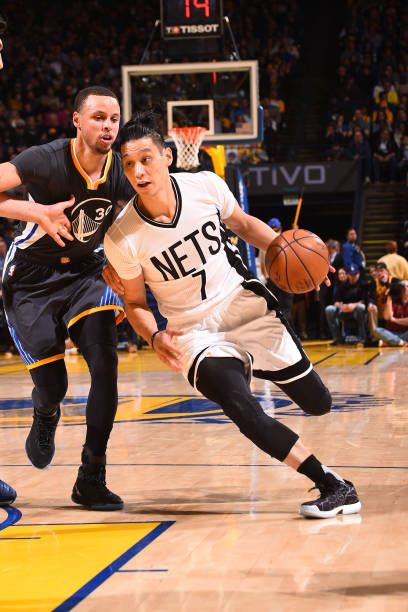 23 best jeremy lin images on pinterest jeremy lin basketball and jeremy lin of the brooklyn nets handles the ball against the golden state warriors on february m4hsunfo Choice Image