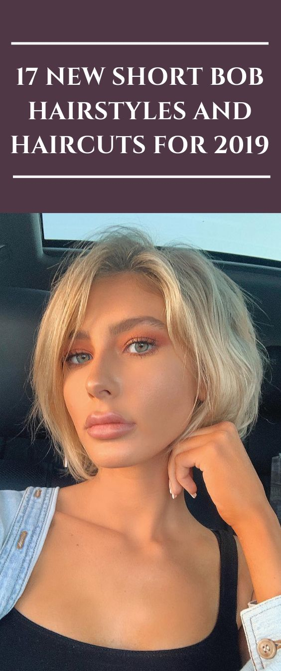 12 Short Haircuts for Women to Copy in 2019 #hairstyles #Shorthaircut #Haircuts
