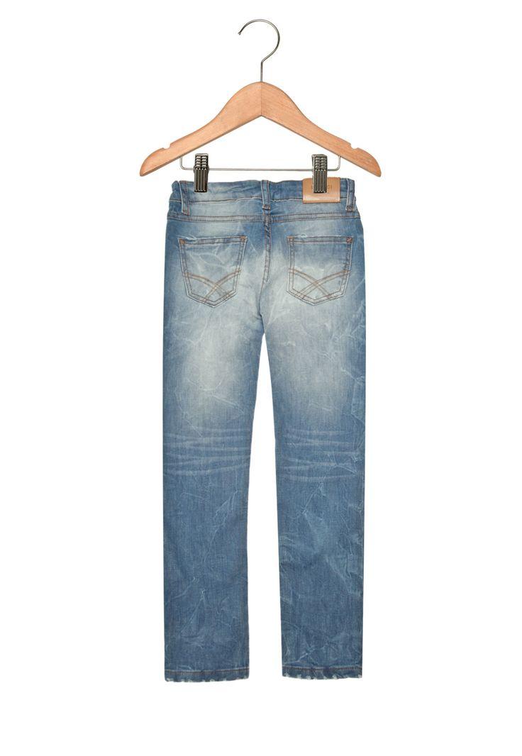 Calça Jeans Colcci Fun Bolsos Azul - Marca Colcci Fun