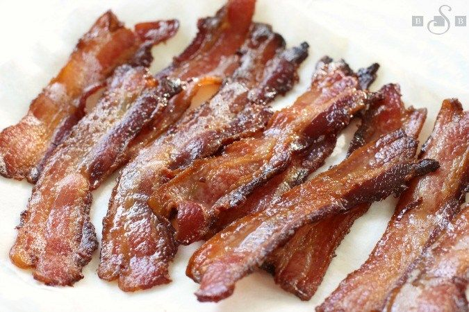 The Easiest Way To Cook Bacon – Edible Crafts