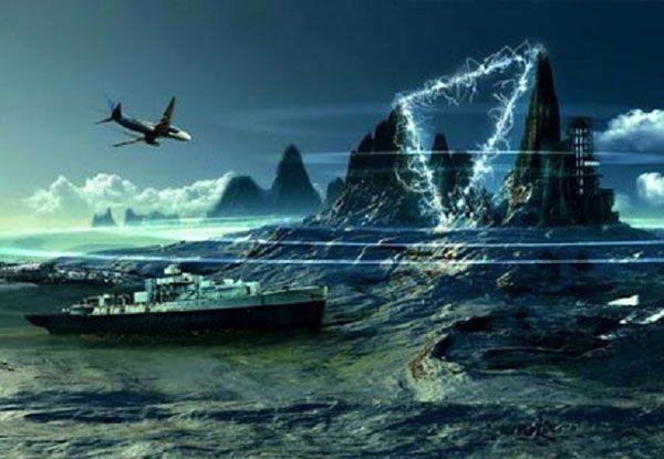 Море дьявола – самые страшные и таинственные места планеты