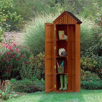 1000 ideas about armoire jardin on pinterest outdoor - Armoire bois jardin ...