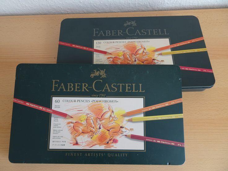 Faber-Castell Polychromos 60/120 Set