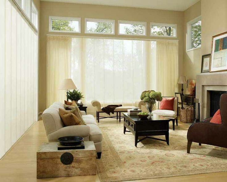 Modern Living Room Curtains | curtain rods contemporary shower curtains fabric for curtains modern ...