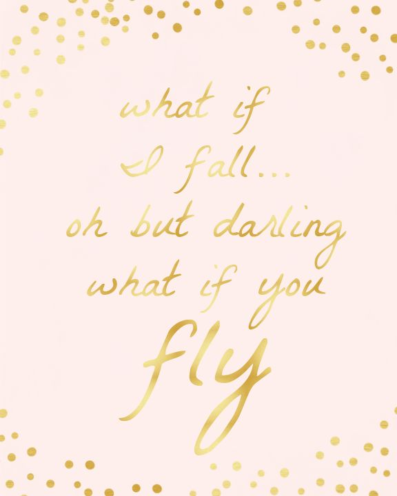 What If I Fall...