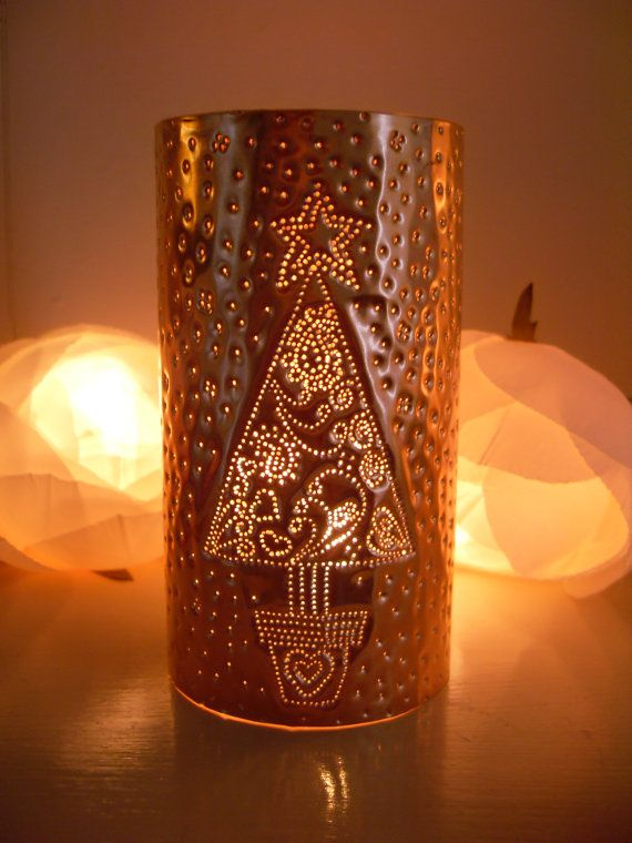 41 best copper creations copper anniversary gift ideas for Alternative candle holders