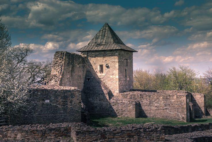 Cetatea de Scaun a Sucevei #Romania