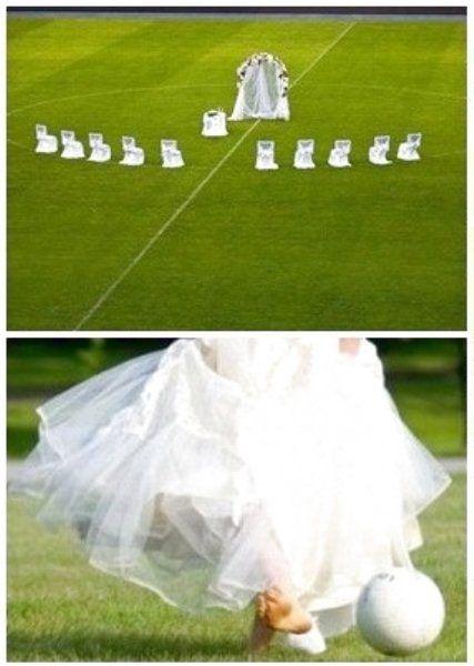 Matrimonio civile allo stadio Marassi di Genova The Wedding Italia