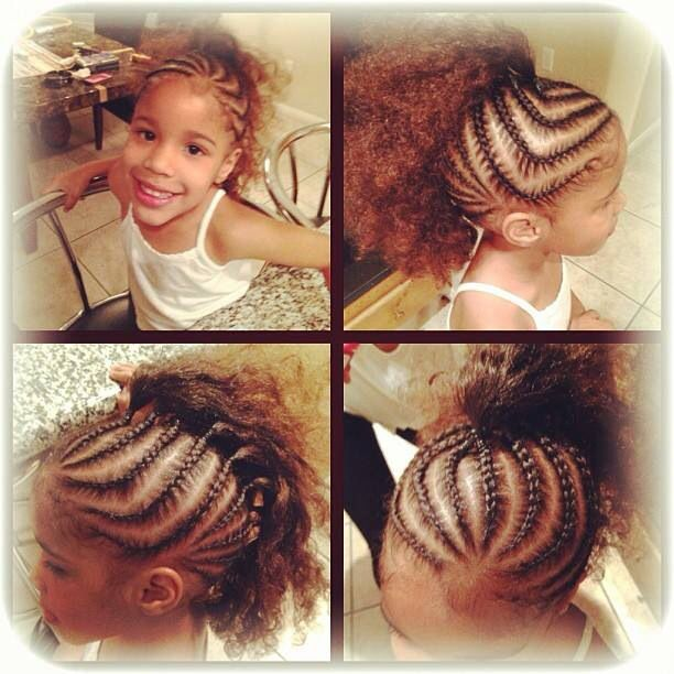 Pleasant 1000 Images About Hairstyles Braids For Kids And Adults On Short Hairstyles For Black Women Fulllsitofus