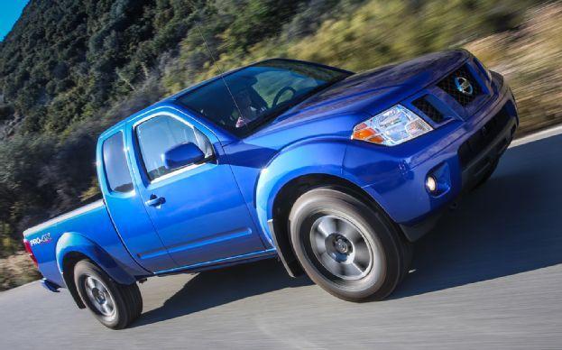 2012 Nissan Frontier 4X4 PRO4X